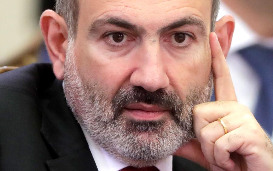 <p>Премьер-министр Армении Никол Пашинян. Фото © ТАСС / Михаил Метцель</p>