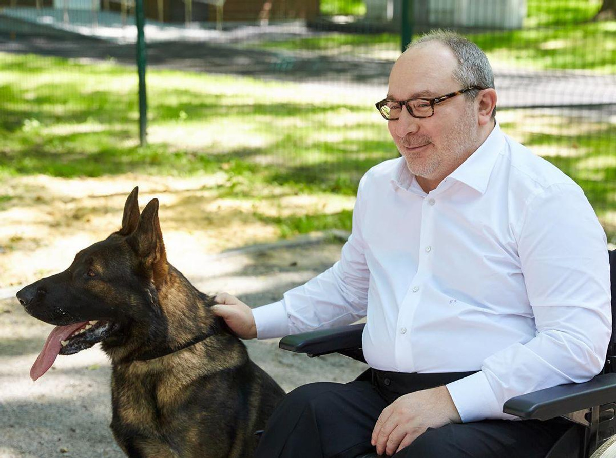 Милиция  завела дело после исчезновения главы города  Харькова