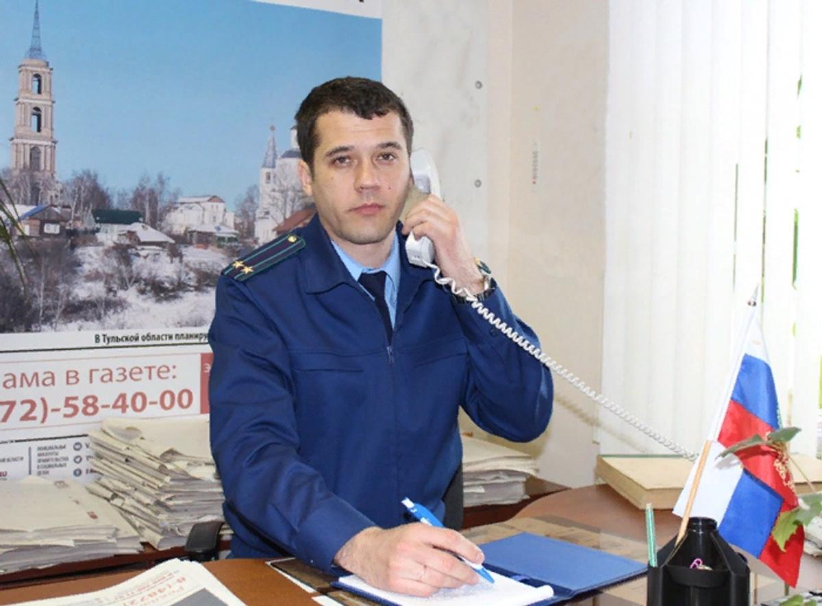 <p>Владислав Жиляков. Фото © Официальный сайт Веневского района</p>