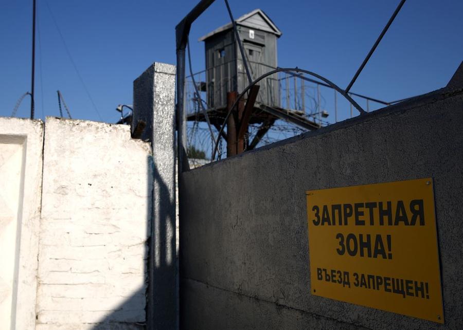 <p>ИТК № 4 в Белгородской области. Фото © ТАСС / Сергей Бобылев</p>