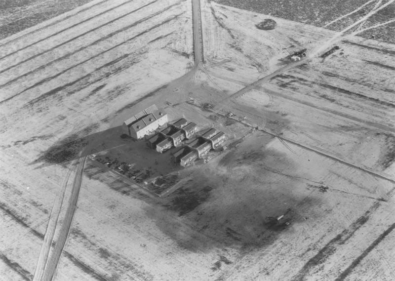 Вид на полигон с высоты птичьего полёта. Фото © US Army