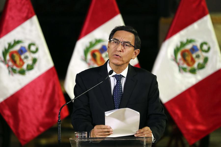 <p>Мартин Вискарра. Фото © ТАСС / Xinhua</p>