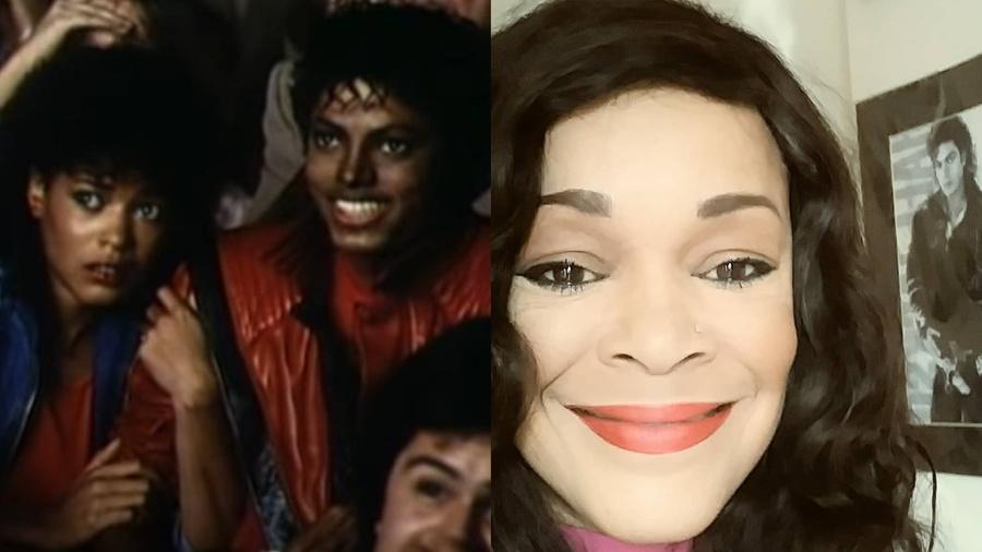Скриншот © YouTube / Michael Jackson. Фото © Instagram / Olamarieray