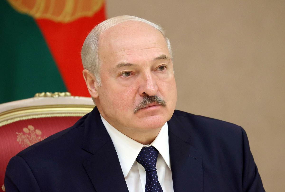 <p>Президент Белоруссии Александр Лукашенко. Фото © ТАСС / БелТА / Максим Гучек</p>