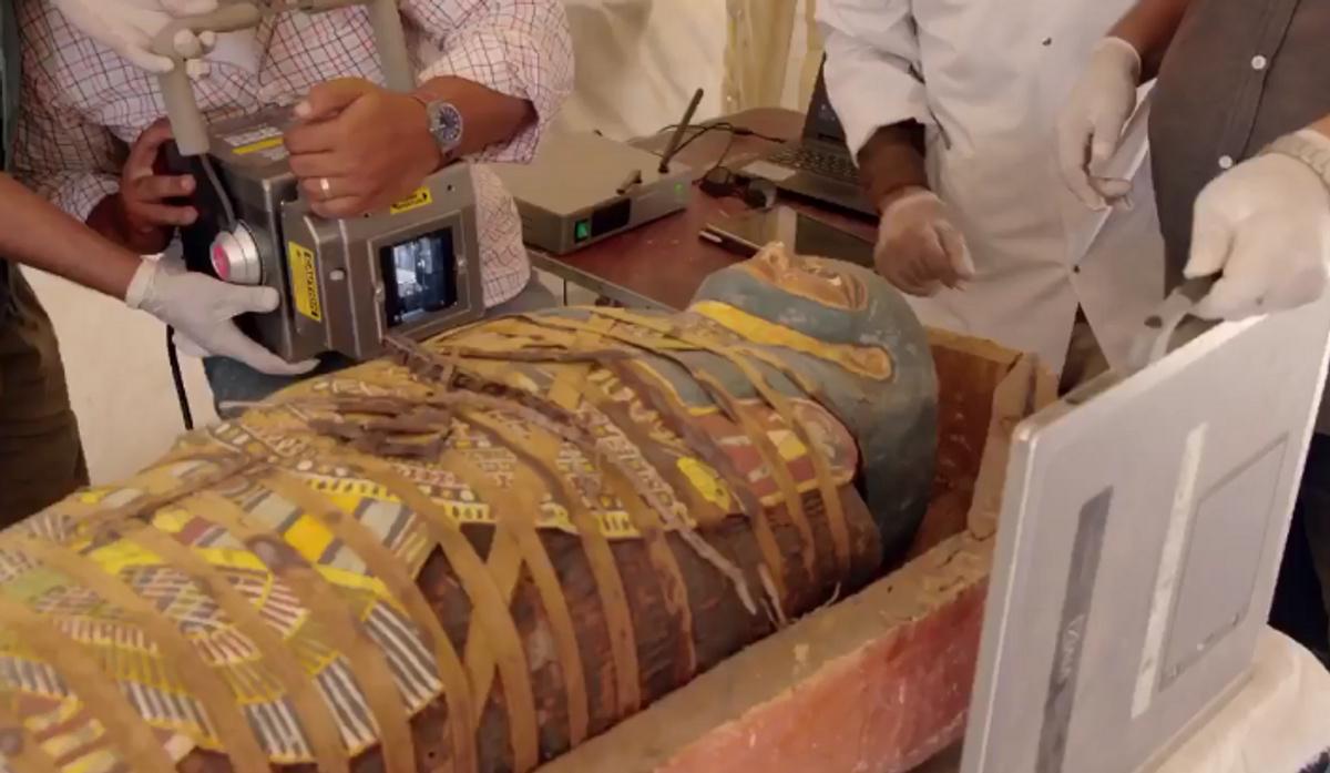 В Египте объявили о крупнейшей археологической находке года