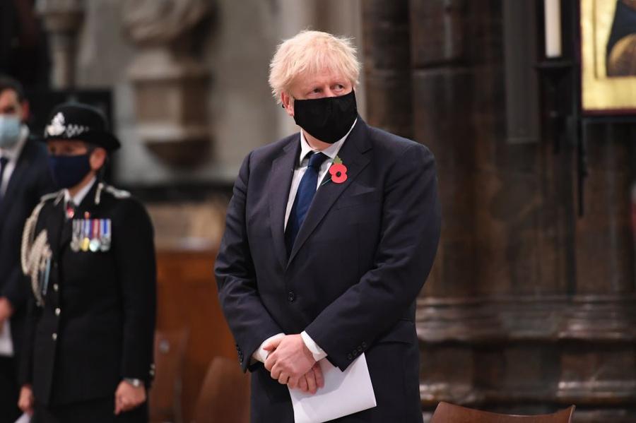 <p>Борис Джонсон. Фото © ТАСС / PA</p>