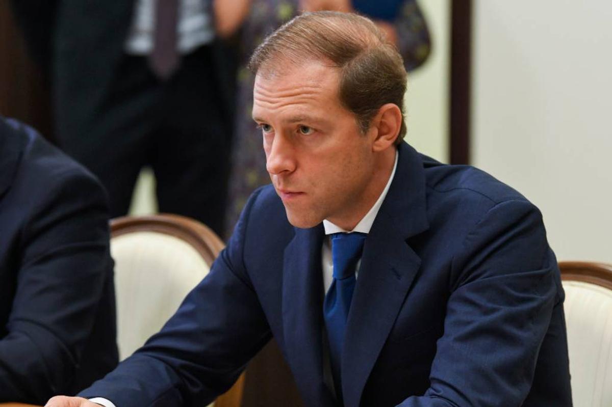 <p>Министр промышленности и торговли РФ Денис Мантуров. Фото © ТАСС / Алексей Никольский</p>