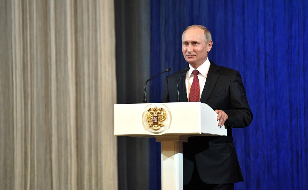 <p>Владимир Путин. Фото © Kremlin.ru</p>