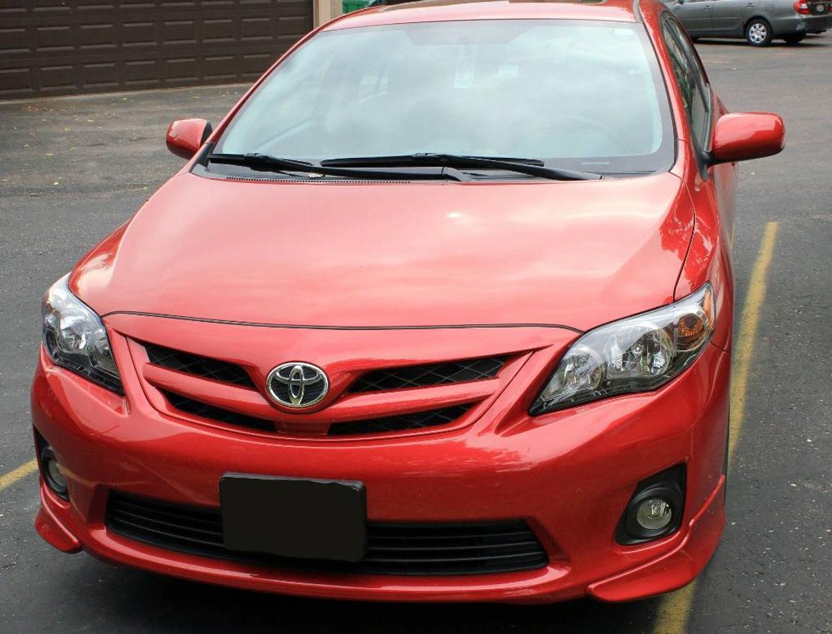 Toyota отзывает в России 69 тысяч автомобилей из-за топливного насоса