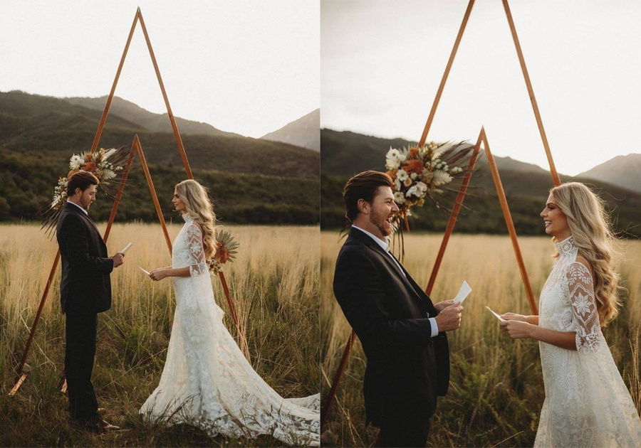 Фото © Instagram / weddingforward