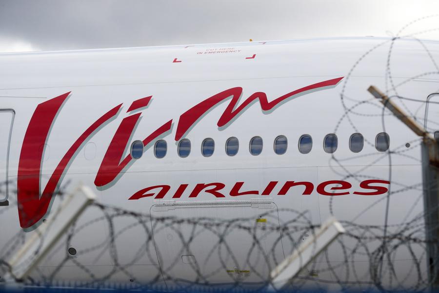 "<p>Самолёт авиакомпании ""ВИМ-авиа"". Фото © ТАСС / Артём Коротаев</p>"