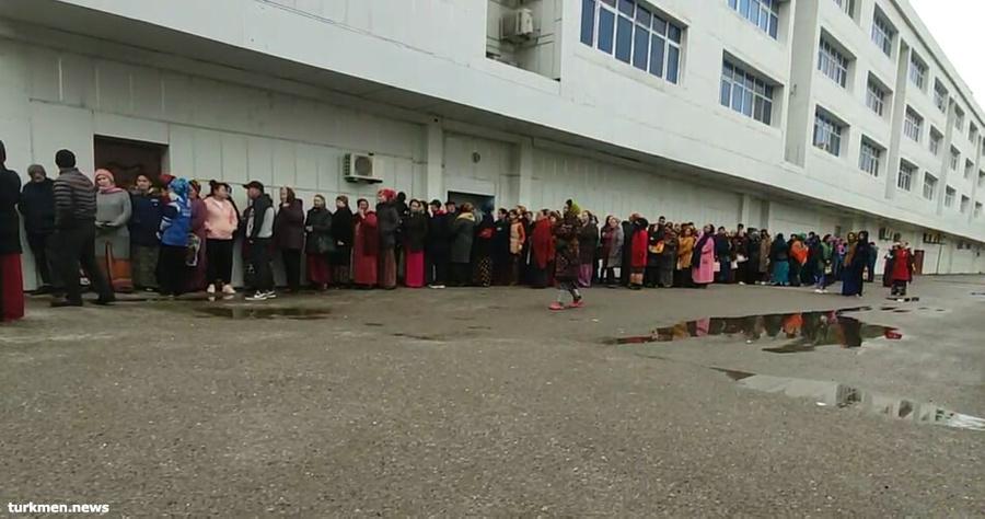 Фото © turkmen.news