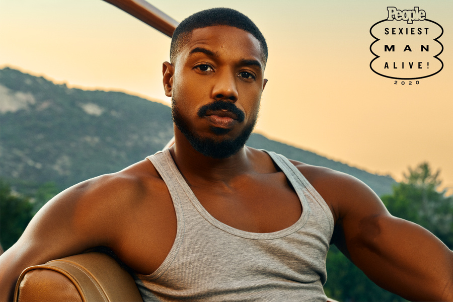 "<p>Майкл Б. Джордан. Фото <strong style=""font-weight: bold;"">© </strong><a href=""https://people.com/movies/michael-b-jordan-people-sexiest-man-alive-2020/"" target=""_blank"" rel=""noopener noreferrer"">people.com</a></p>"