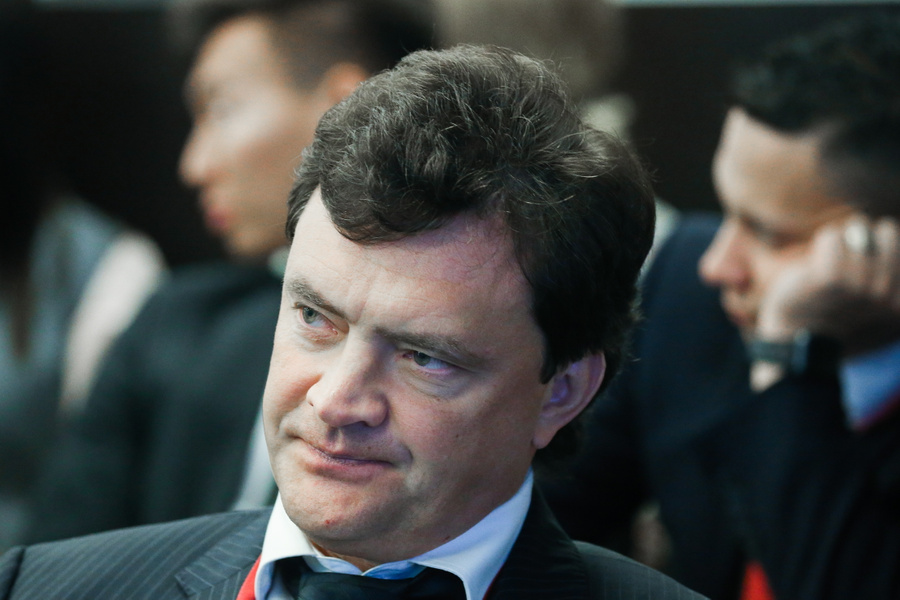 Михаил Полубояринов. Фото © Фотохост-агентство ТАСС / Александр Рюмин