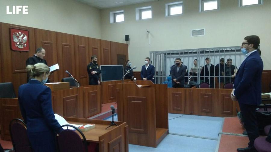 <p>Фото предоставлено Лайфу пресс-службой суда</p>