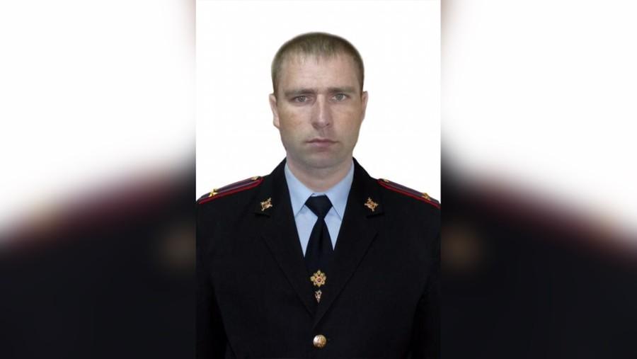 """<p>Олег Корольков. Фото © МО МВД России """"Себежский""""</p>"""