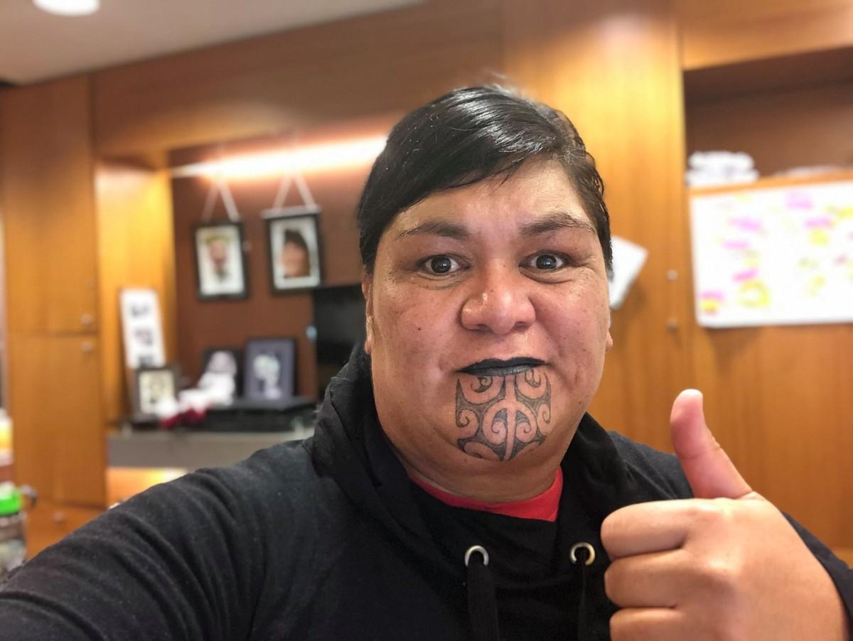 "<p>Наная Махута. Фото © Facebook / <a href=""https://www.facebook.com/NanaiaMahutaMP/photos/2832197663494155"" target=""_blank"" rel=""noopener noreferrer"">Nanaia Mahuta MP — Hauraki-Waikato</a></p>"