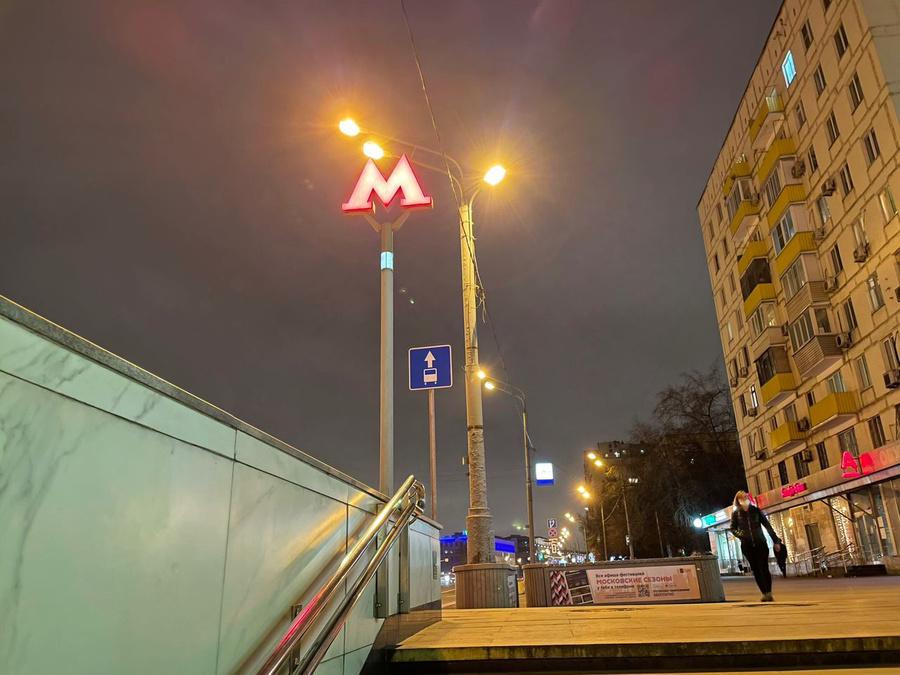 Ночной режим. Фото ©LIFE / Денис Марков