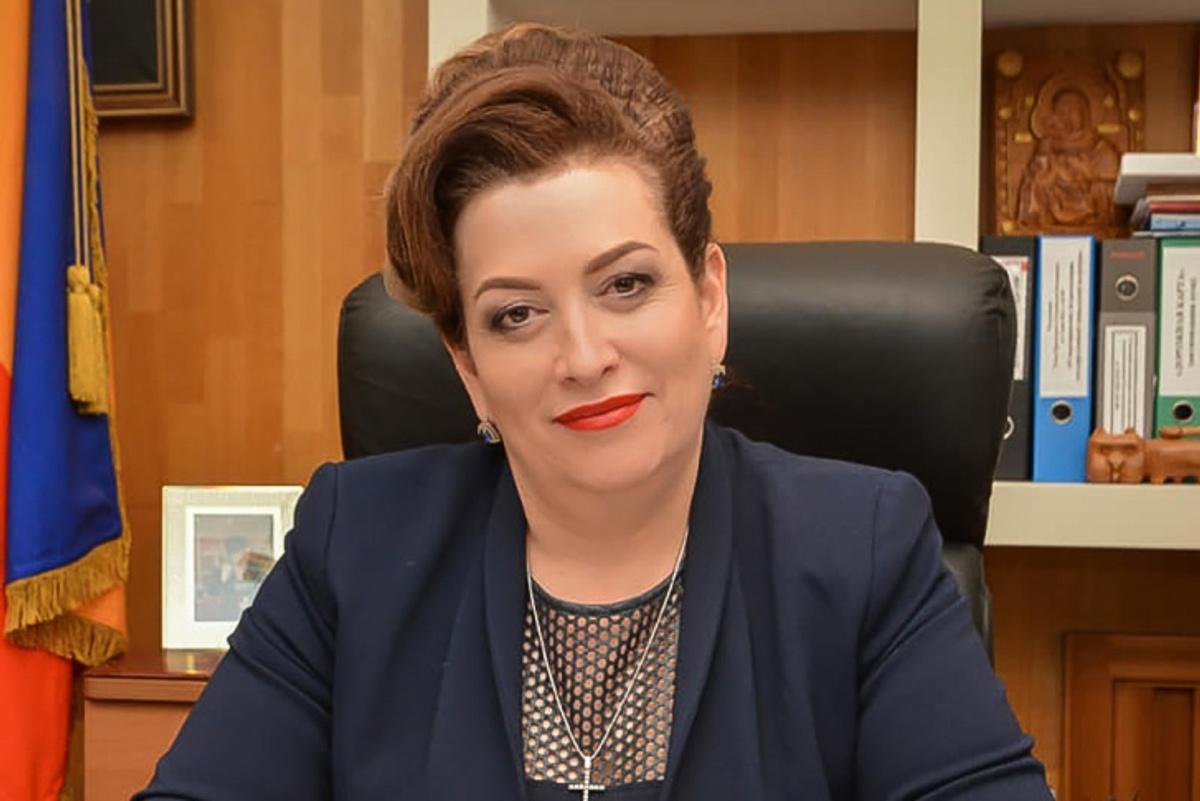 Экс-министр Татьяна Быковская. Фото © Facebook / Татьяна Быковская