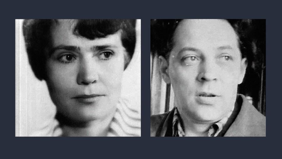 Родители Сергея Шевкуненко. Фото © Shevkunenko.ru
