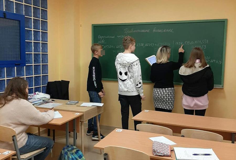Фото © Facebook / Школа № 1 города Торревьеха, Испания