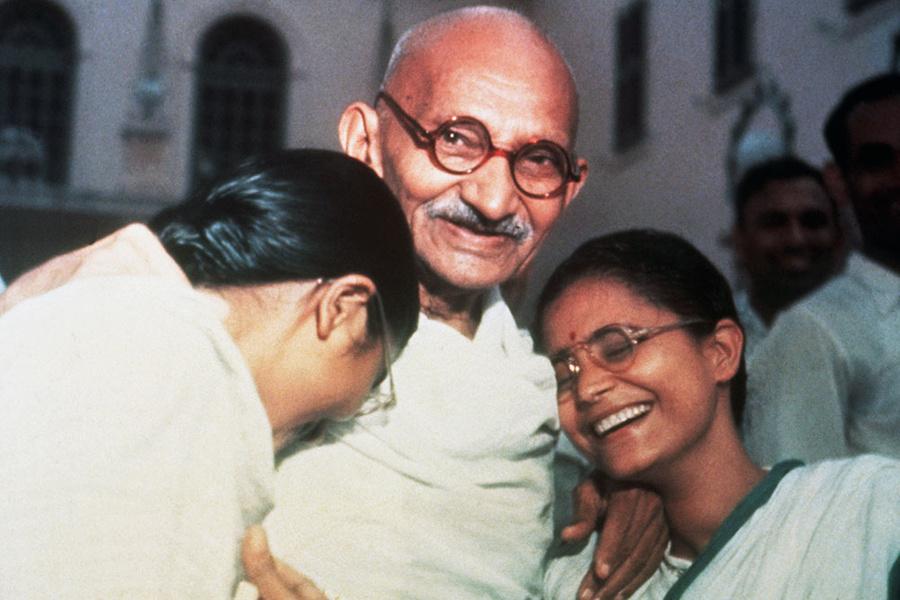 Махатма Ганди. Фото © Getty Images