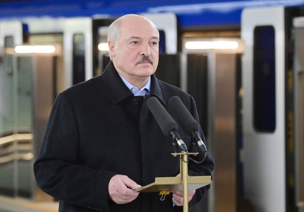 <p>Президент Белоруссии Александр Лукашенко. Фото © ТАСС / БелТА / Stasevich Andrei </p>