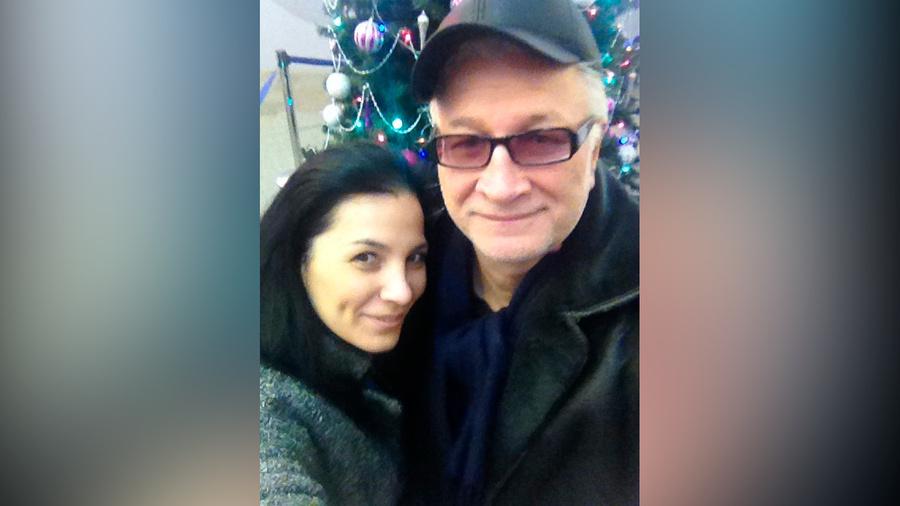 Михаил Мананов с Лилией Стрелиной. Фото © OK / Лилия Стрелина (Мананова)