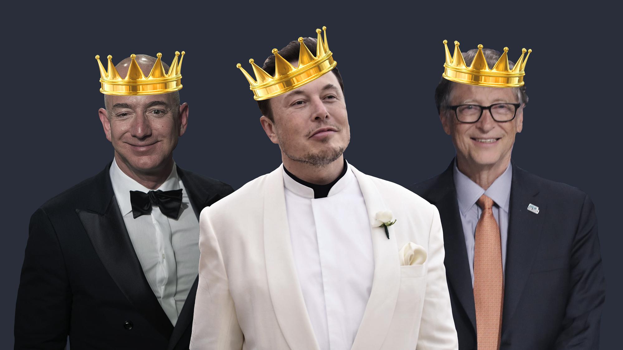 Цифровой гигант. Илон Маск стал вторым богатейшим человеком мира