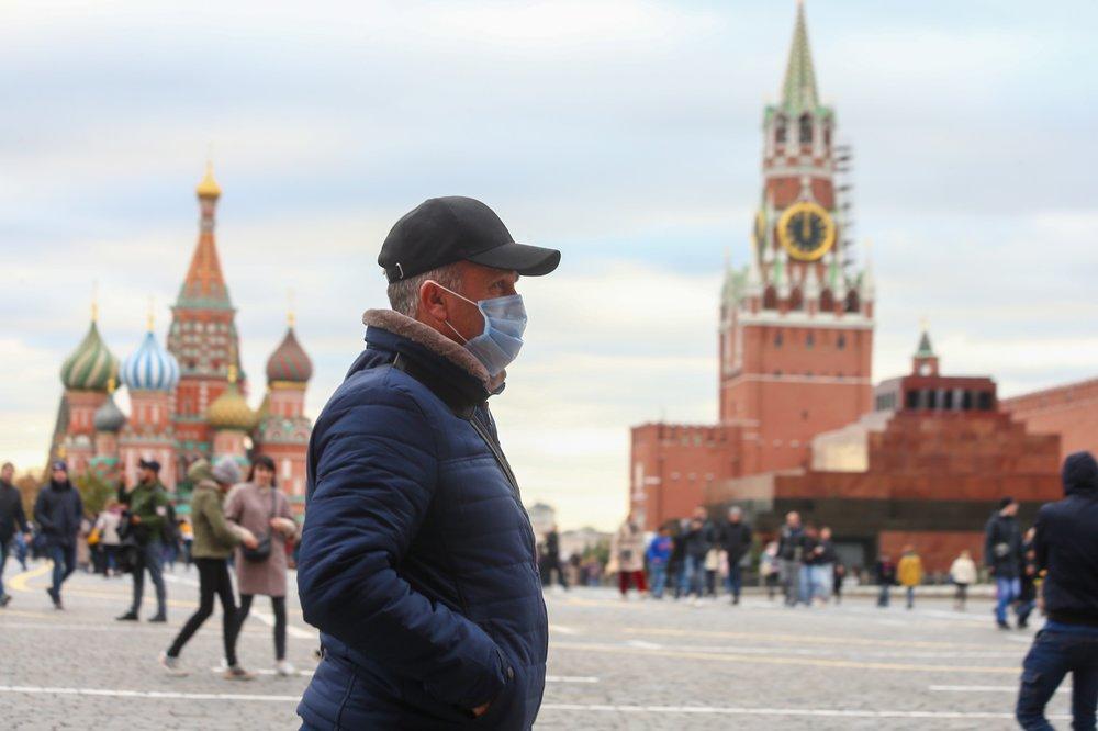 В Кремле фиксируют тревогу в обществе на фоне пандемии