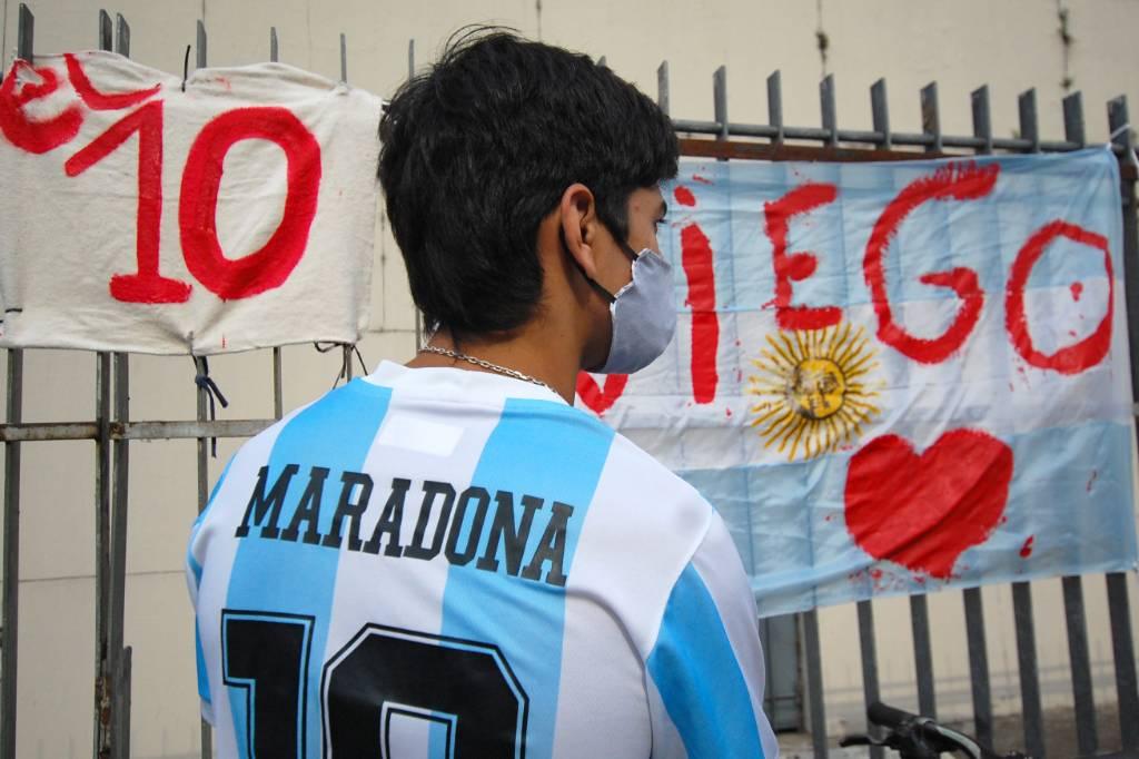 СМИ узнали последние слова Диего Марадоны перед смертью
