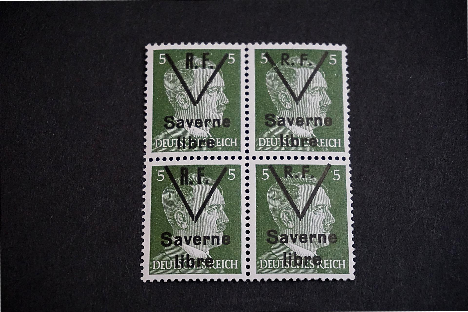 В Орловской области проверяют информацию о продаже марок с изображением Гитлера