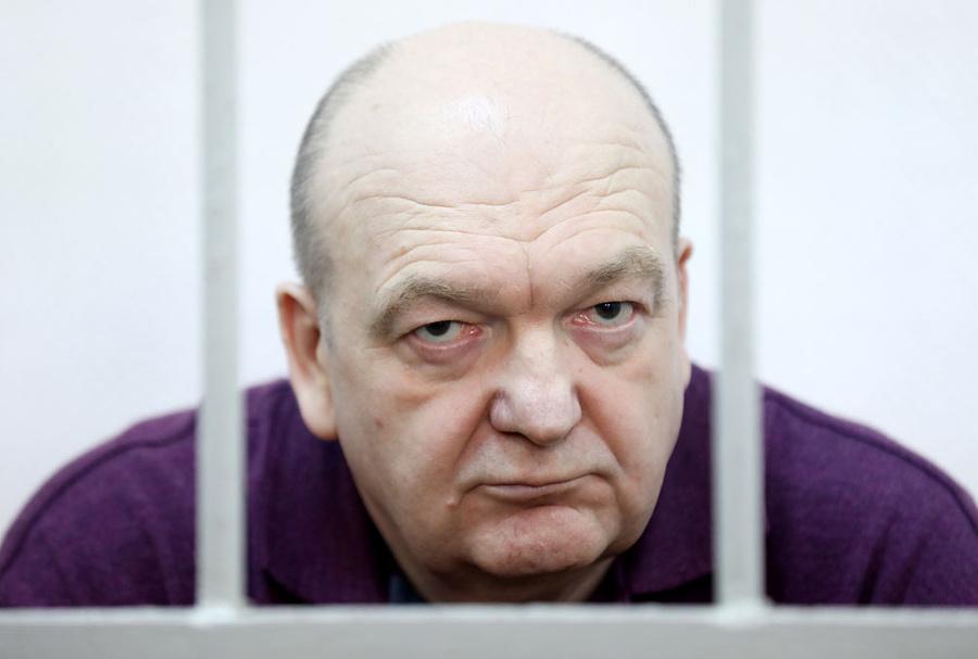Бывший глава Федеральной службы исполнения наказаний Александр Реймер. Фото © ТАСС / Почуев Михаил