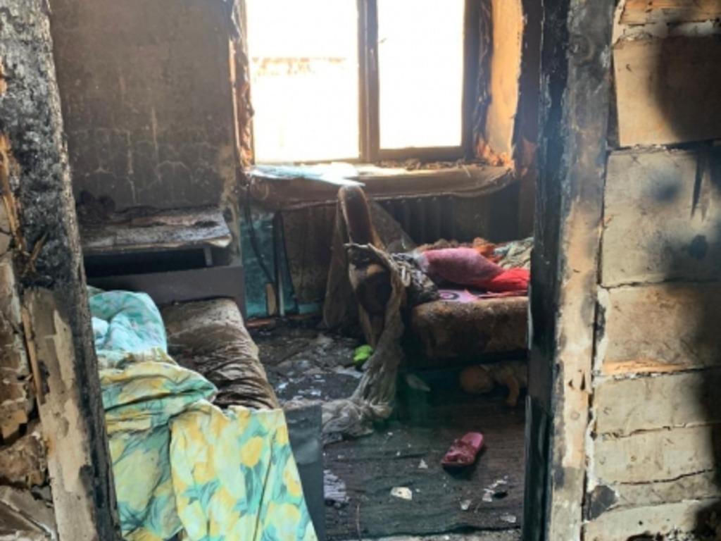 Житель Хакасии устроил пожар в доме сожительницы, в котором погибла его шестилетняя падчерица