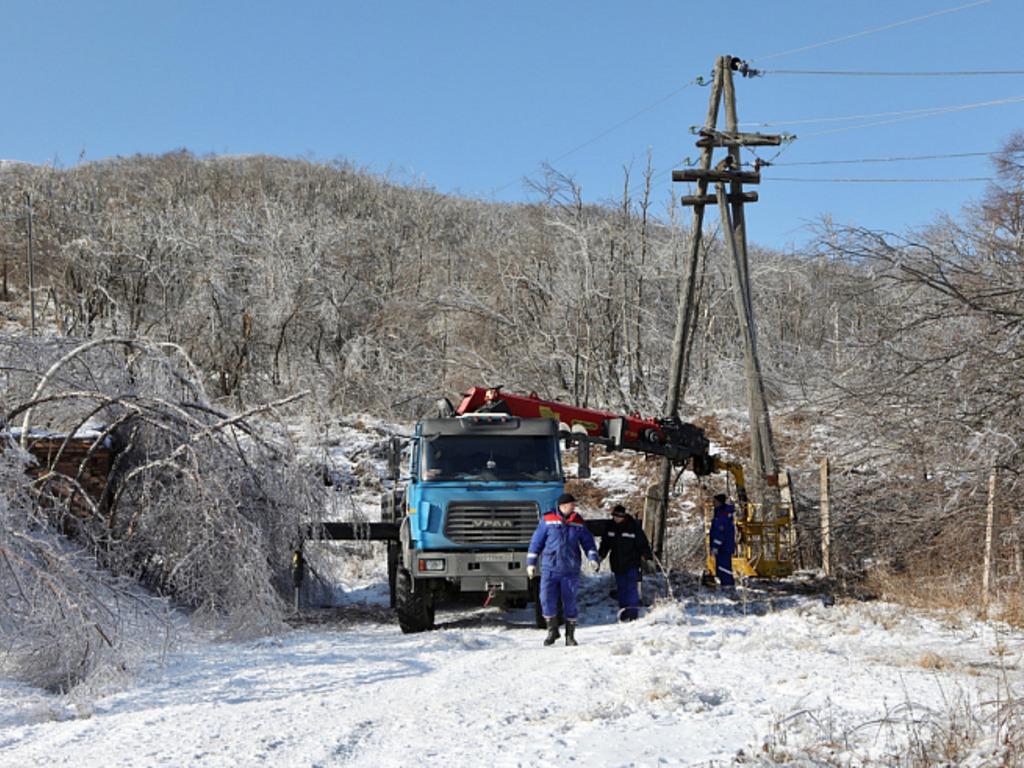 Власти Приморья сообщили дату восстановления электроснабжения острова Русский