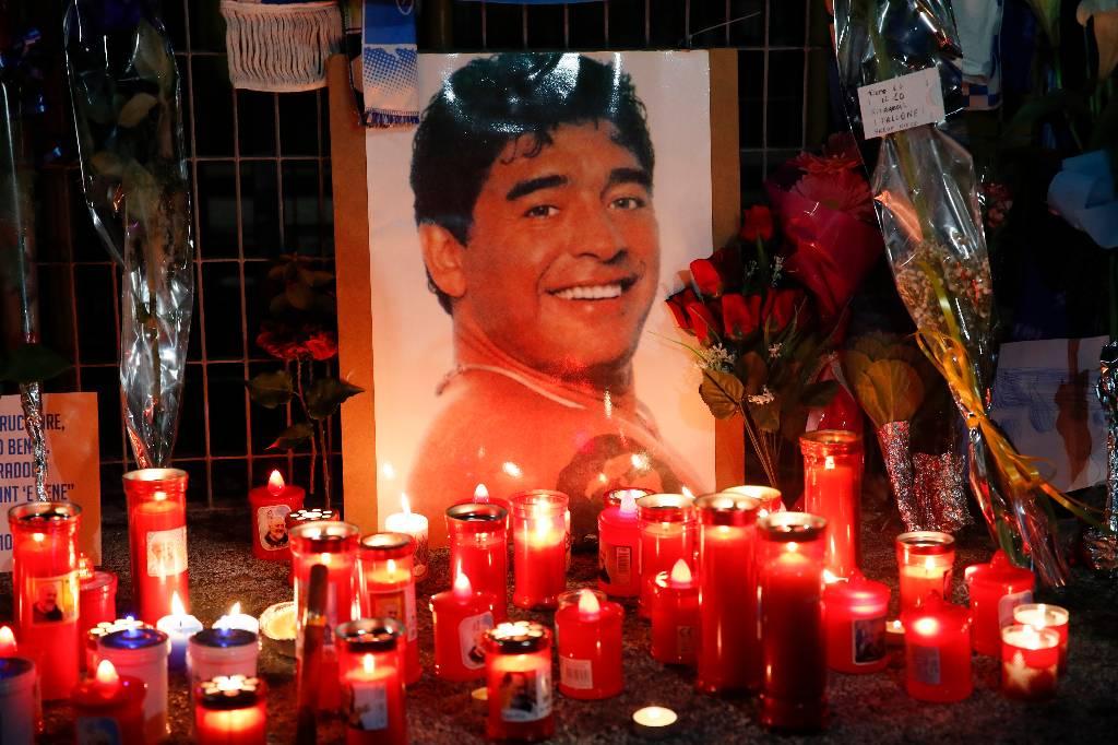 Стала известна причина смерти Марадоны