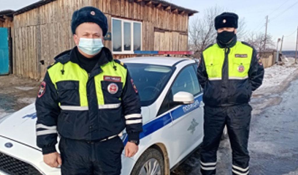 Уралец хотел отомстить соседу поджогом, но вмешались сотрудники ДПС