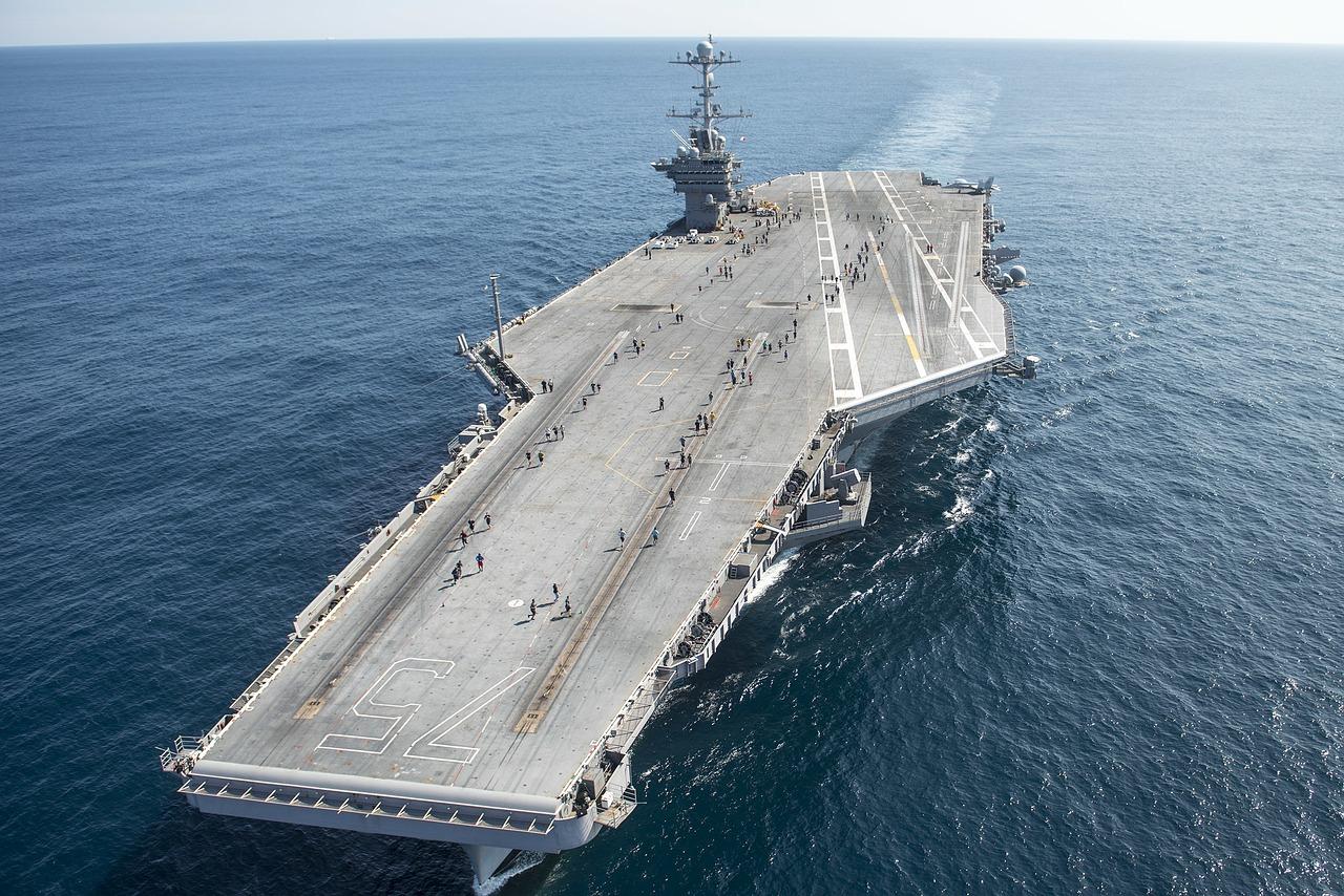 США направили авианосец в Персидский залив