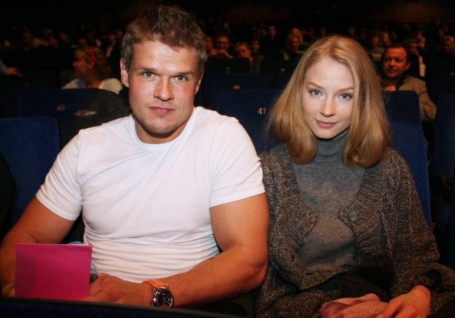 Актёры Владимир Яглыч и Светлана Ходченкова. Фото © ТАСС / Вадим Тараканов