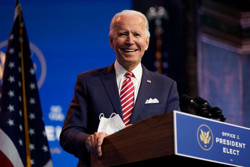 Власти штата Аризона подтвердили победу Джо Байдена на выборах в США, завершив пересчёт голосов