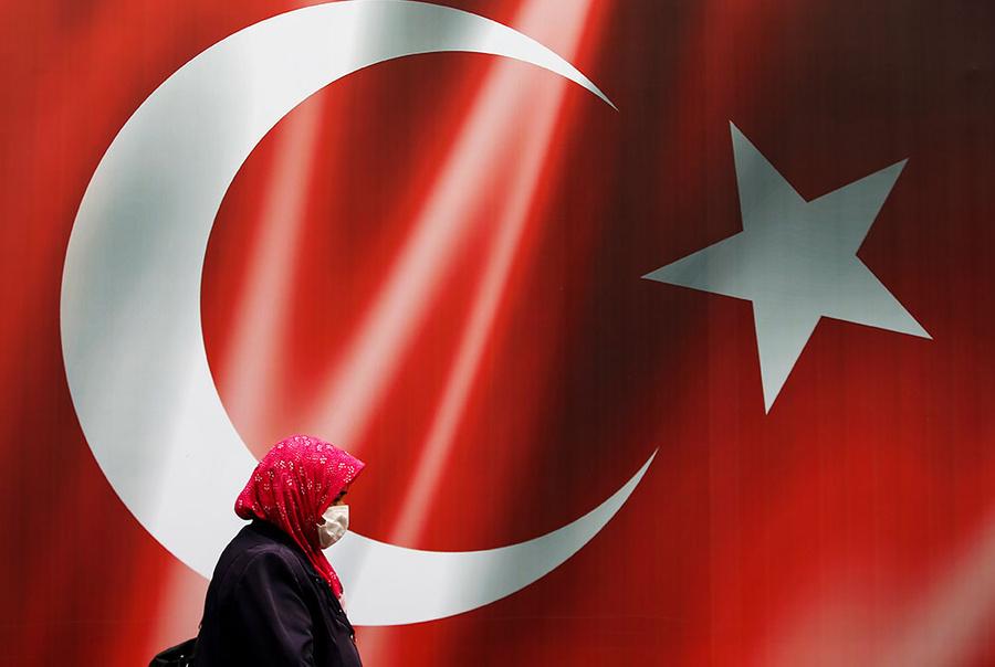 Фото © ТАСС /AP / Emrah Gurel