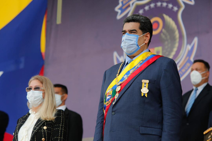 "<p>Фото © Twitter / <a href=""https://twitter.com/NicolasMaduro/status/1332384735516106759/photo/1"" target=""_blank"" rel=""noopener noreferrer"">Николас Мадуро</a></p>"
