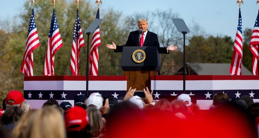 "<p>Фото © Facebook / <a href=""https://www.facebook.com/DonaldTrump/photos/10165730507415725"" target=""_blank"" rel=""noopener noreferrer"">Donald J. Trump</a></p>"
