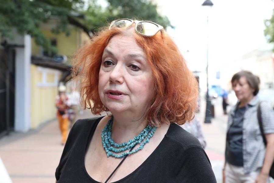 <p>Мария Арбатова. Фото © ТАСС </p>
