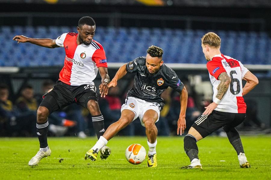 """<p>Фото © twitter / <a href=""""https://twitter.com/Feyenoord/status/1324468810460598273?s=20"""" target=""""_blank"""" rel=""""noopener noreferrer"""">Feyenoord</a></p>"""