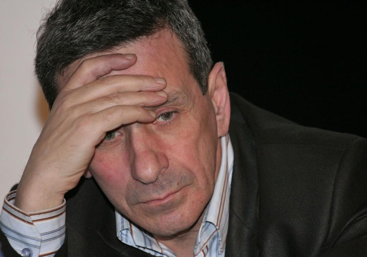 <p>Борис Смолкин. Фото © Олег Дьяченко / ТАСС</p>