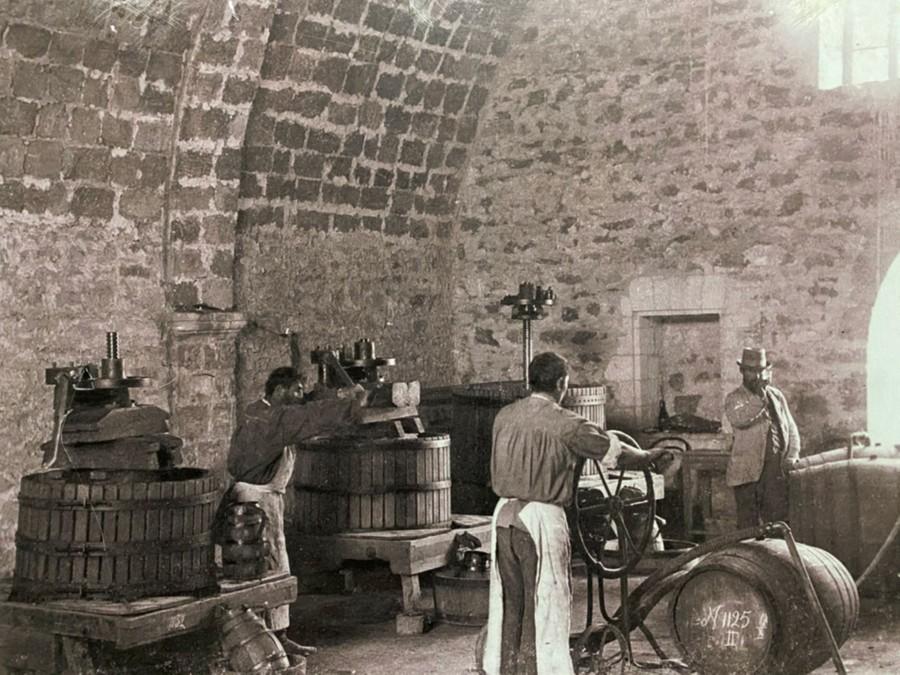 Фото © Музей завода шампанских вин
