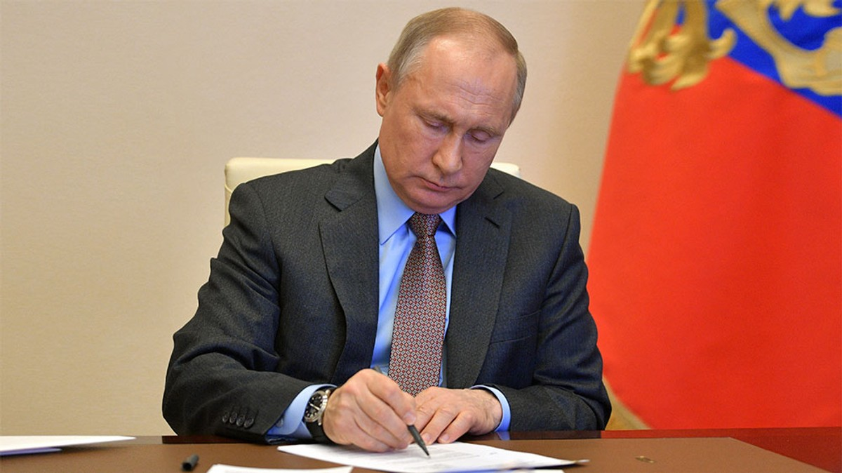 <p>Фото © ТАСС /Алексей Дружинин / Пресс-служба Президента РФ</p>