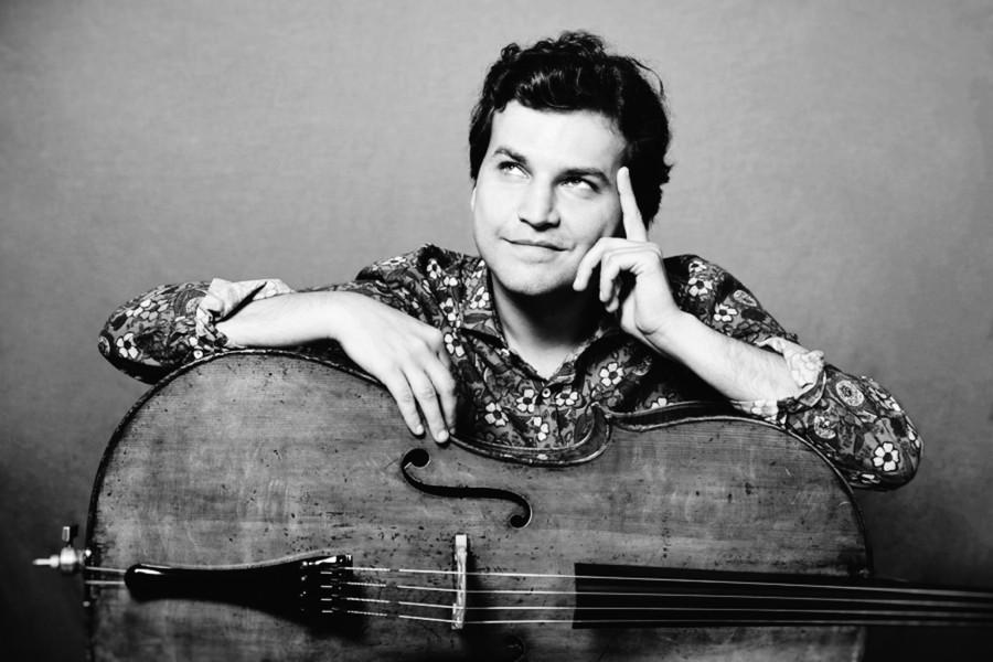 <p>Александр Бузлов. Фото © Концертный зал имени П.И. Чайковского</p>