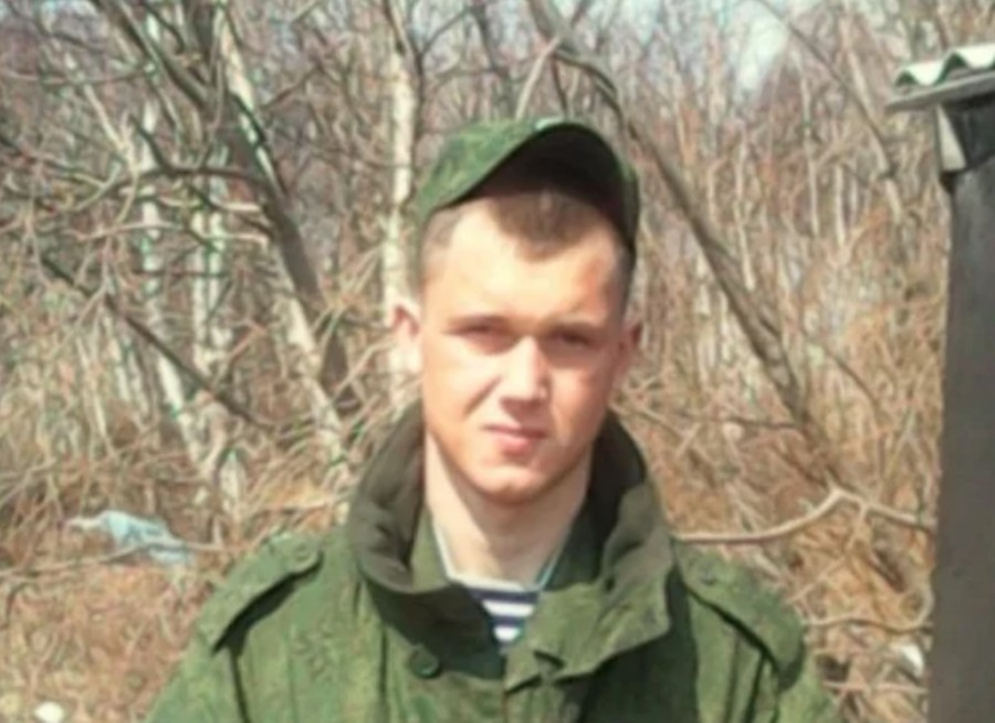 Ефрейтор Павел Бахтин. Фото © kabarlar.org